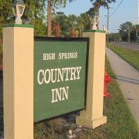 Hotellikuvia: High Springs Country Inn, High Springs