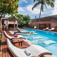 Fotografie hotelů: Pousada Quarto Crescente, Trancoso