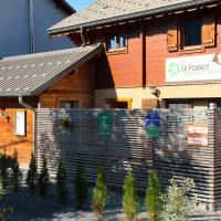 Hotel Pictures: Gite Le Forest, Ancelle