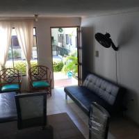 Hotellikuvia: Apartamento Tucurinca Frente a la Piscina N&J, Santa Marta