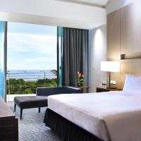 Deluxe Double or Twin Room with Garden or Sea View