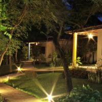 Deluxe Garden Chalet