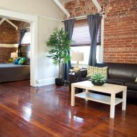 Corner Studio Apartment 1