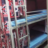 Bunk Bed in Male Dormitory Room