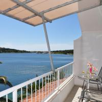 Standard Two-Bedroom Apartment with Balcony and Sea View