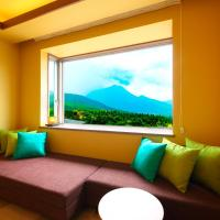 Standard Room with Tatami Area with Mountain View - Main Building - Hanayoshi Area