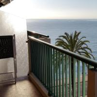 Double/twin Room with Lateral Sea View and Terrace -