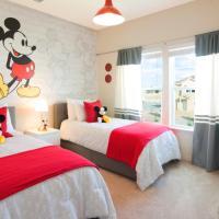 Four-Bedroom Villa at West Lucaya Village Resort 9000