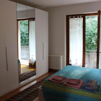 Large Two-Bedroom Apartment and Terrace - First Floor