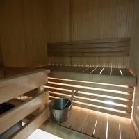 Suite with Private Sauna
