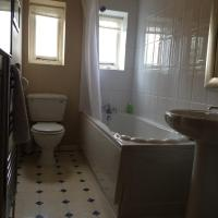 Single Room with External Private Bathroom