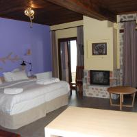 Junior Suite with Panoramic Meteora View Ground Floor