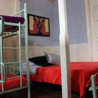 Bed in 6-Bed Mixed Dormitory Room (Double Bed)