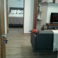 ホテル写真: Departamento en Algarrobo, Edifico Flamingo, Algarrobo