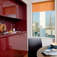 One-Bedroom Apartment with View on Eiffel Tower (4 Adults)