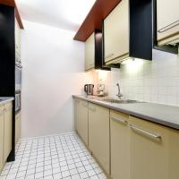 Two-Bedroom Duplex Apartment with Two Bathrooms