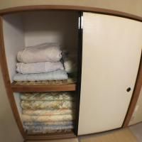 Japanese-Style Twin Room with Shared Bathroom - Non Smoking