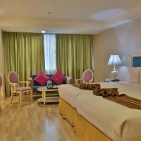 Executive Deluxe Suite (2-Bedroom)