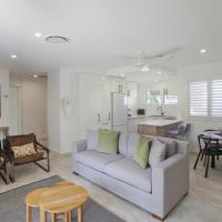 Two-Bedroom River/Park View Apartment