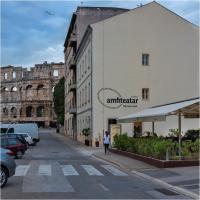 Hotellikuvia: Hotel Amfiteatar, Pula