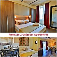 Premium Two Bedroom Apartment