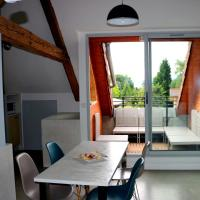 Two-Bedroom Apartment With Mezzanine (2-6 Adults)