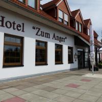 Hotelbilleder: Hotel Zum Anger, Neukirchen-Pleiße