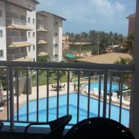 Zdjęcia hotelu: Apartamento Porto Beach Residence na Praia do Aquiraz, Aquiraz