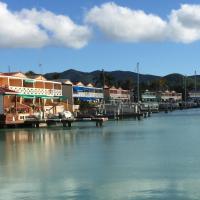 ホテル写真: Villa Antigua chiama Italia, Jolly Harbour