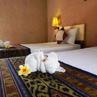 Deluxe Double or Twin room with AC