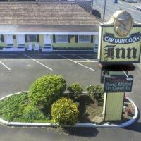 Foto Hotel: Captain Cook Inn, Lincoln City