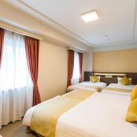 Quadruple Room - Smoking (Four Beds)