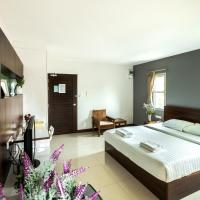 Standard Twin bed Bed with Balcony