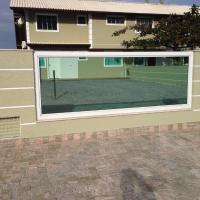 Hotel Pictures: Casa em frente ao Mar em Palhoça, Massiambu Pequeno