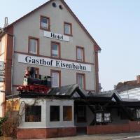 Hotelbilleder: Hotel-Gasthof-Destille-Eisenbahn, Mosbach