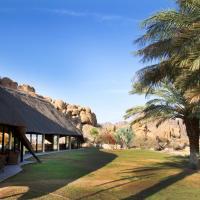 Hotellikuvia: Ai Aiba - The Rock Painting Lodge, Uigaran