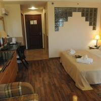 Deluxe Double Room with Spa Bath and Balcony