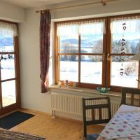 Hotelbilleder: Ferienwohnung Rottachseeblick in Moosbach, Sulzberg