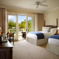 Queen Room with Lagoon View - Inn