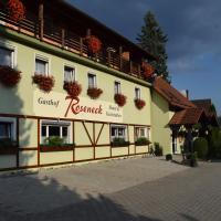 Hotelbilleder: Gasthof Roseneck, Wallenfels