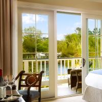 King Room with Lagoon View - Inn