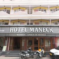 Fotos de l'hotel: Hotel Maneck, Ooty
