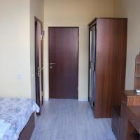 Standard Double Room with Balcony and Sea View