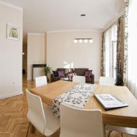 Two-Bedroom Apartment with Balcony (6 adults) - Siemiradzkiego Street