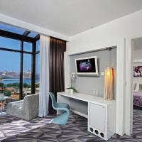 Superior Suite with Sea View and Balcony
