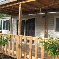 Comfort Two-Bedroom Mobile Home with Terrace
