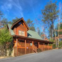 Fotografie hotelů: Enchanted Forest Two-Bedroom Cabin, Pigeon Forge