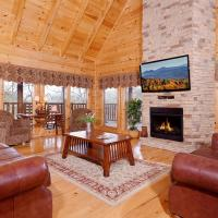 Foto Hotel: Almost Heaven Four-Bedroom Cabin, Sevierville