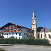 Foto Hotel: Gasthof zur Post, Hof bei Salzburg