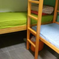 Bed in 4-6 Bed Female Dormitory Room